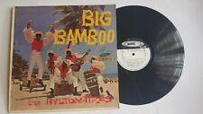 HILTONAIRES The Big Bamboo Calypso Ska Mento Vinyl Lp Record Album JAMAICA PRESS