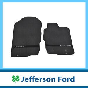 Genuine Ford Everest Ua Carpet Floor Mats Front Set