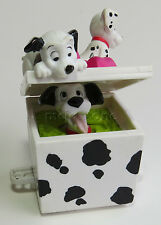 LOOSE McDonald's 1994 Happy Birthday Train 101 DALMATIANS Toy DOG Pop Up PONGO