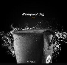 ROCKBROS Waterproof Bike Panniers Cycling Storage Bag Bicycle Rear Bag 18L