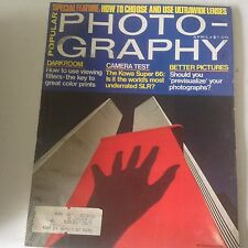 Photography Magazine Kowa Super 66 April 1976 060417nonrh
