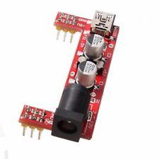 Protoboard Módulo de Fuente de alimentación 5 V/3.3 V Bread Board PS Arduino Micro/Jack