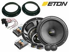 Eton Audio Lautsprecher System Einbau Set Tür VW Golf 5 V Typ 1K 2003 bis 2008