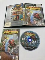 Sony PlayStation 2 PS2 CIB Complete Tested Star Wars: Super Bombad Racing