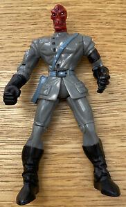 Marvel Red Skull Figure Toy Biz 1998 - VGC - Quick Delivery