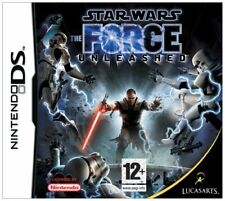 Star Wars: The Force Unleashed (Nintendo DS) - Game  ZIVG The Cheap Fast Free