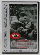 It's a wonderful life - DVD BRAND NEW - James Stewart, Donna Reed