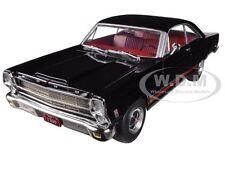 1966 FORD FAIRLANE 427 BLACK 1/25 DIECAST MODEL CAR BY FIRST GEAR 40-0346