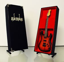 Walter Becker (Steely Dan): Sadowsky Custom - Guitar Miniature (UK Seller)