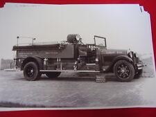 1929 STUDEBAKER  FIRETRUCK  FAIRMONT MN 11 X 17  PHOTO   PICTURE