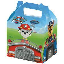 Paw Patrol Party Supplies 8 Treat Loot Favours Lolly Birthday Candy Toy Boxes