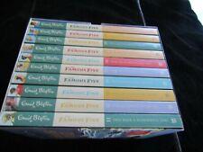 Enid Blyton The Famous Five Series Set Of Books