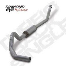 "Diamond Eye K4212A 4"" Turbo-Back Exhaust System for 94-02 DODGE CUMMINS 2500"