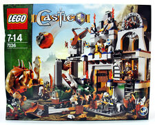 RARE 2008 LEGO 7036 CASTLE DWARVES MINE TROLL NEW SEALED MISB !