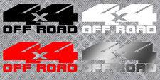 4X4 OFF ROAD JEEP LAND ROVER 4WD QUAD 150mmX60mm AUTOCOLLANT STICKER (OA038).