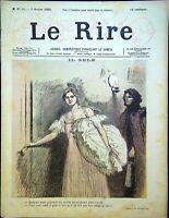 Le RIRE N° 13 du 9 Février 1895