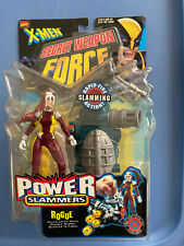 ToyBiz X-Men Secret Weapon Force Power Slammers - Rogue