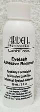 Ardell LashFree Lash Free EYELASH ADHESIVE REMOVER Dissolve Eyes 2 oz/59mL New