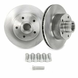 Early Ford 11 Standard Brake Rotor with 5x4.5 Ford Bolt Pattern - 1 Pair