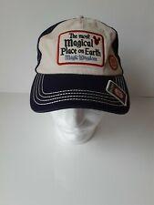 Disney Parks X Junk Food  -  Magic Kingdom Most Magical Place on Earth Hat Cap