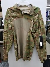 NEW Multicam Army Combat Shirt ACS Type II Zippered MULTICAM USGI OCP Medium