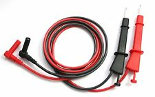 Set of Parrot 2mm PCX 1m Test Leads, 600V Cat III with Banana Plugs