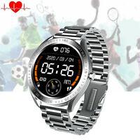 Luxus Herren Smartwatch Pulsuhr Sport Armband Uhr Remote-Kamera für LG G7 G6 K30
