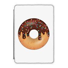 Chocolate Sprinkled Glazed Doughnut Case Cover for iPad Mini 4 - Funny