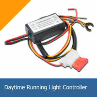 Dimmer Daytime Running Light Control Car DRL Lamp Relay Harness ON OFF
