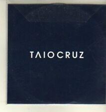 (CW243) Taio Cruz, I Just Wanna Know - DJ CD
