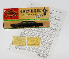 Reprobox für Prämeta Prameta Opel Kapitän + Anleitung + Garantiekarte