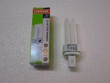OSRAM DULUX D 10W 840 DD10840 ATTACCO G24d-1