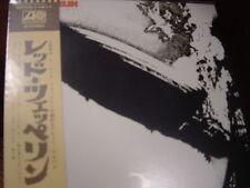 LED ZEPPELIN I JAPAN Replica TO ORIGINAL LP LIMITED EDITION 2003 RARE OBI CD