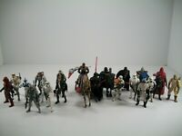 """Star Wars 4"""" Action Figure Lot - Hasbro and Kenner - See Description"""