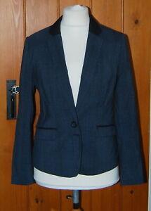 Next, Ladies, Blue, Casual, Business, Office, Blazer, Jacket, size 12 R
