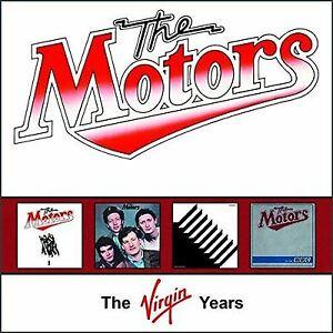The Motors: The Virgin Years CD Boxset NEW