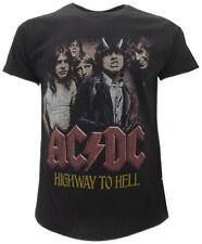 Camiseta Hard Rock AC/Dc Highway Slave To The Rhythm Hell