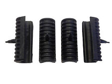 Rubber Cushion Grommets Mounts - Harley Davidson Touring Hard Saddlebags (4pcs)