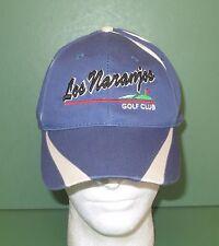 b416dc1949c Los Naranjos Golf Club Marbella Spain Baseball Style Hat Cap Adjustable Blue