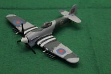 Hawker Typhoon ? WW2 Aircraft Assembled Painted Kit Model B of B 1/72 Scale M50