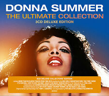 Donna Summer : The Ultimate Collection CD (2016) ***NEW***