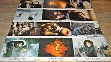 mylene farmer GIORGINO ! rare jeu 12 photos cinema prestige grand format