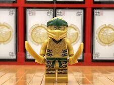 LEGO Ninjago Legacy Golden Ninja Lloyd Mini figure 70666