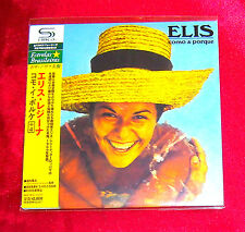 Elis Regina Como E Porque JAPAN SHM MINI LP CD UICY-94152