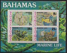 Bahamas Stamp - Marine life Stamp - NH