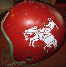 OTTAWA ROUGH RIDERS VINTAGE THROWBACK 1964 CFL CANADIAN LEAGUE FOOTBALL HELMET