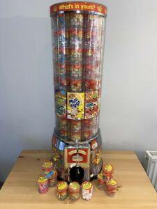 Tubz Sweet Vending Machine Vending Tower Fully Stocked Great Christmas Present