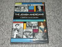 The Jewish Americans DVD PBS A Series by David Grubin BRAND NEW & FACTORY SEALED