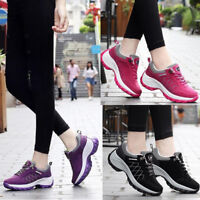 Women's Sports Running Shoes Casual Outdoor Shock ABSORBING Trainer Sneakers