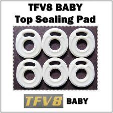 6 - TFV8 Baby BEAST Top Sealing Base Pad ORings ( ORing O-Ring smok Seals )